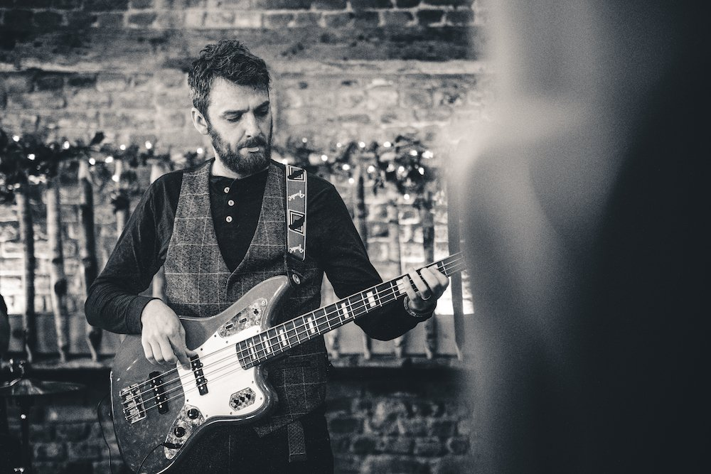 bassist-wedding