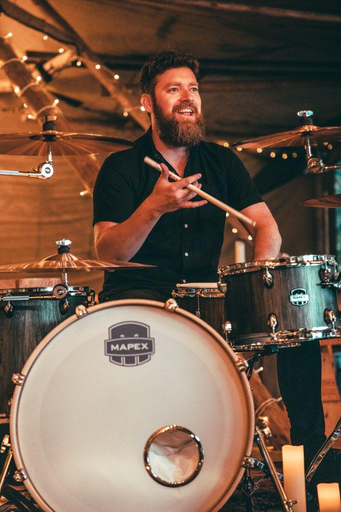 wedding-band-drummer